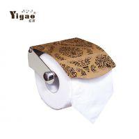 高档不锈钢纸巾架 餐厅客厅浴室洗手间卷纸架日用百货用品批发