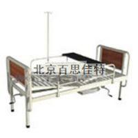 xt81007单摇护理床(带餐桌、护栏、输液架)