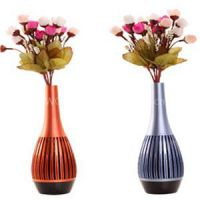 Mini Portable LED Light Flower Vase Bluetooth Speakers For Computers And Mobile Phones ��Lileng-i6)