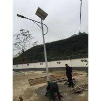四川太阳能路灯安装案例,贵港灯具、电池板,蓄电池厂家