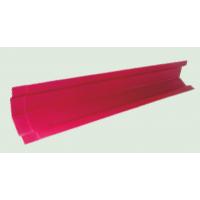 红波合成树脂瓦 内水槽配件 安装方便 ASA材质 佛山树脂瓦