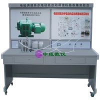 SZJ-11、电磁调速异步电动机自动调速电路故障考核台