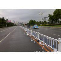 锌钢道路护栏,公路栅栏,交通隔离栏,上海青风细柳护栏生产厂家