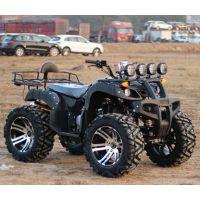包邮宗申150-250新款差速轴传动14寸大公牛沙滩车四轮越野摩托车