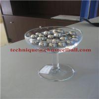 供应广东钢球厂GCr15材质G10超精密6mm轴承耐磨钢球(非标球)