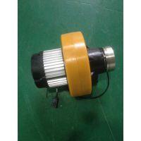 交流驱动轮 电动搬运车小金钢驱动轮 W25卧式交流1.5KW驱动总成