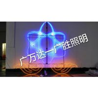长期供应路灯杆LED美化灯GWD-ZWD220CM质保3年
