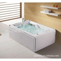 厂家直销 出口欧美品质  畅销全球型号 亚克力冲浪按摩浴缸M1812