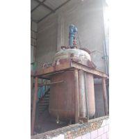 江苏射阳化工低价处理6000L不锈钢反应釜--价格优惠质量保证