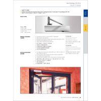 供应CE防火认证原装进口GEZE TS4000重型闭门器