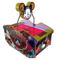 新型投币类电玩,新款空气曲棍球,投币类曲棍球电玩设备!
