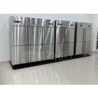 专业定制三门冰箱多开门冰箱全铜制造