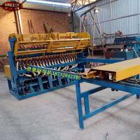 工厂生产贵豪全自动冷拔盘丝建筑网片焊网机