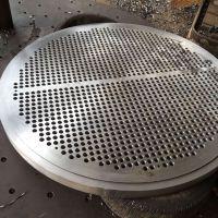 圆形筛板|鑫涌牌304不锈钢管板820*30