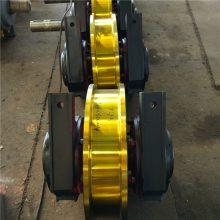 700200电动平车车轮组 亚重 岸桥机行走轮 锻打轮组