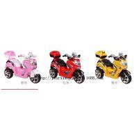 新款大踏板儿童三轮摩托车 电瓶车 童车一件发货