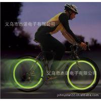 JS-1651   单个装自行车灯   风火轮灯   单色风火轮灯