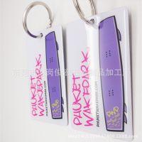 五金制品厂供应:柯式印刷钥匙扣 不绣铁吊牌钥匙扣 滴胶钥匙扣