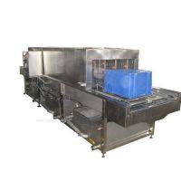 利杰机械(图)、不锈钢塑料筐清洗机、南京塑料筐清洗机