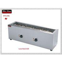 唯利安WYG-845电火山石烤炉,火山石烧烤炉价格,火山石烤鱿鱼炉,羊肉串烤炉