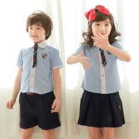 中小学生校服厂家江苏私立学校英伦学院风礼服学生表演服生产厂家性价比高材质不起球不掉色