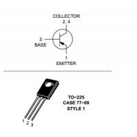 供应ON安森美MJE350G原装现货功率晶体管500/盒