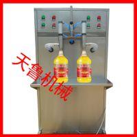 青岛半自动灌装机v液体灌装机v小型企业精选灌装机