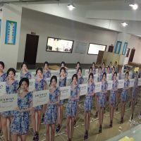 上海供应异形架制作、模特支架、展示架画面写真喷绘