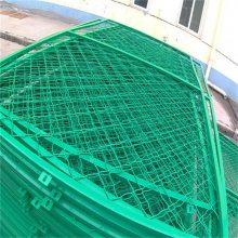 旺来防护网 车间隔离 防护围网