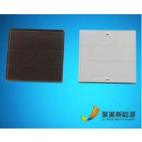 厂家直供聚英强光非晶硅太阳能电池板 2.1V薄膜太阳能充电板批发