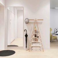 明亮的黄色点缀空间,清爽时尚又充满活力的亲子公寓!