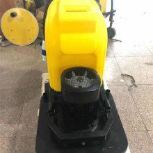 天德立TL900型 12头变频密封固化地面抛光机 干湿两用抛光打磨一体机