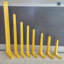 预埋490电缆支架价格 玻璃钢SMC电缆沟支架厂家 六强