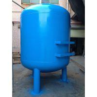 规格大小可定做Q235碳钢过滤机械罐 山泉水预处理机械罐 内衬胶防腐效果好 品质保证 价格实惠