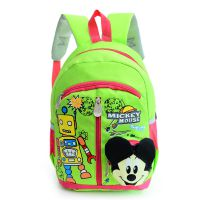 儿童书包幼儿园书包男童女童迪士尼卡通小班宝宝米奇双肩背包可爱