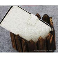 小魔女华为Y511手机皮套/MATE7华为皮套带卡位带扣子PC壳皮套