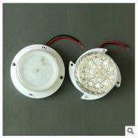 新款声控吸顶灯 圆形5W声控白色LED感应吸顶灯 家居场所天花灯