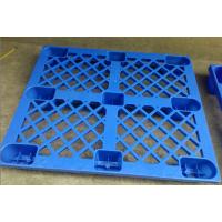 广东2#九脚pp出口塑料托盘 单面网格塑胶卡板 塑料卡板厂家