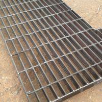 造船厂互插型钢格板 厂家直销 热镀锌 承载钢格栅板 北京金格栅金属