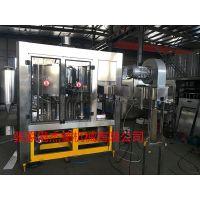 厂家直销全自动果汁、碳酸饮料三合一灌装机/灌装生产线设备