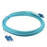 【普天】万兆多模双芯 LC-LC光纤跳线 OM3尾纤 多模双芯光纤跳线