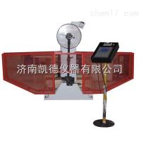 凯德仪器JBS-500B数显式半自动金属材料冲击试验机