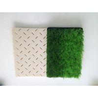HM人造草坪减震软垫 人造草弹性基础 合成材料吸震垫 三维缓冲垫 足球场减震垫