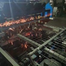 洛阳建筑防裂钢丝网片&4mm直径钢结构用钢丝焊接网片——亚奇出品