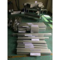 铝型材加工,各种非标订制工作台,铝框架,流水线,输送设备等