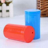 直筒塑料牙签盒 旋转牙签盒 印花牙签盒 日用百货 2元产品