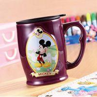 批发供应创意迪士尼水杯 卡通水杯 可加工定制 欢迎来电