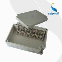 赛普端子接线盒/预留孔塑料防水盒/MG-6P端子接线盒 内置端子盒
