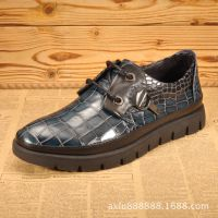 新款正品男鞋 商务休闲皮鞋真皮皮鞋男 日常休闲男鞋时尚爆款男鞋