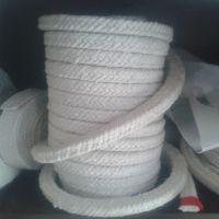 【厂家直供】陶瓷纤维盘根耐火保温 20mm陶瓷圆编绳